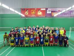Matchplay with BAM National Junior Players
